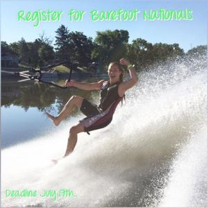 2016 Barefoot Nationals Registration is OPEN!