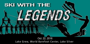 2016 USA Water Ski Foundation's Barefoot Legends Fundraising Event