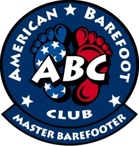 ABC Barefooter and Master Barefooter Badge System