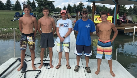 2017 Michigan Barefoot Open makes a Splash with new barefooters!