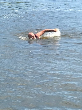 Ron Swims