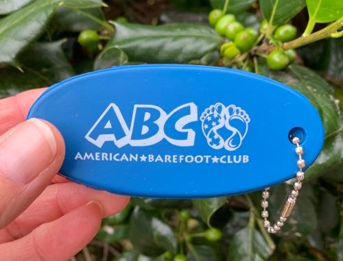 ABC Key Chain
